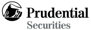 Prudential Securities